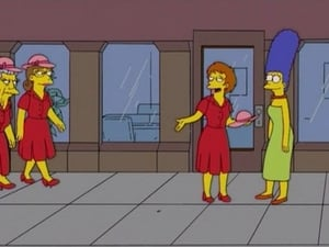 The Simpsons Season 17 : The Last of the Red Hat Mamas