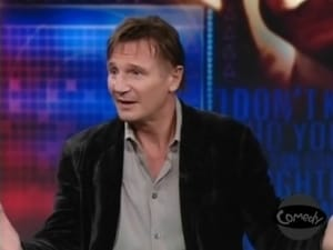 The Daily Show with Trevor Noah Season 14 :Episode 12  Liam Neeson
