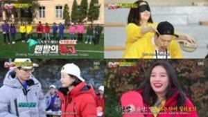 Running Man Season 1 :Episode 427  Episode 427