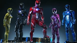Poster Power Rangers Online