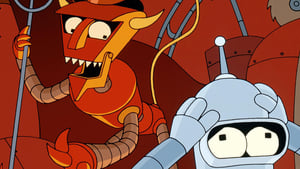 Capture Futurama Saison 1 épisode 9 streaming