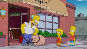 The Simpsons Season 28 : Pork and Burns
