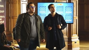 Episodio TV Online Scorpion HD Temporada 3 E16 Mantén el control, amigo