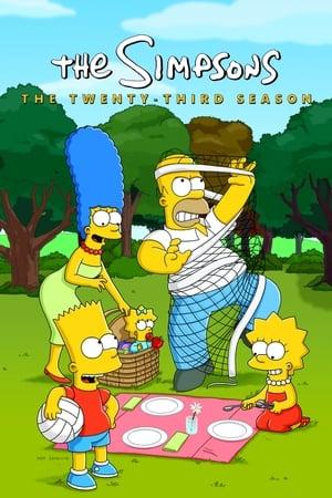 Regarder Les Simpson Saison 23 Streaming