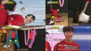 Running Man Season 1 :Episode 418  Episode 418