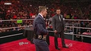 WWE Raw Season 19 :Episode 12  Episode #929