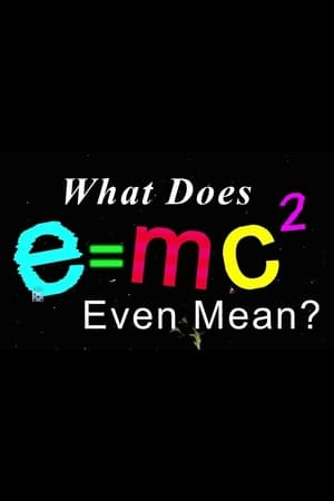 What Does E=mc2 Even Mean?