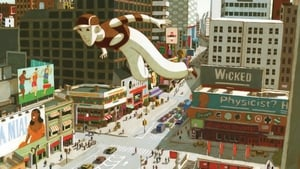 Poster pelicula Phantom Boy Online