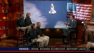 STS-135 astronauts