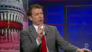 The Daily Show with Trevor Noah Season 16 : Sen. Rand Paul