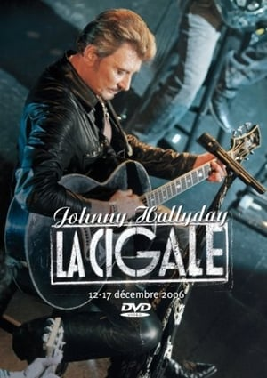 Johnny Hallyday La cigale 2006