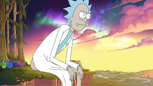 Rick and Morty Season 4 : The Old Man and the Seat