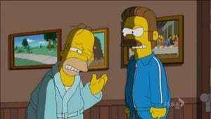 The Simpsons Season 24 :Episode 15  Black-Eyed, Please