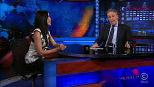 The Daily Show with Trevor Noah Season 16 :Episode 25  Lisa Ling