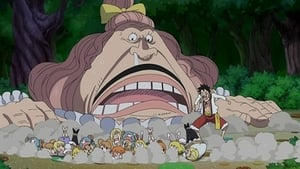 One Piece Season 18 :Episode 796  The Land of Souls! Mom's Fatal Ability!