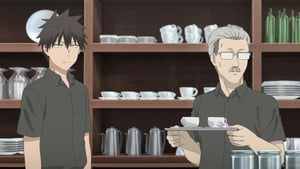 Uzaki-chan Wants to Hang Out! Season 1 :Episode 2  The Café Owner Wants a Glimpse