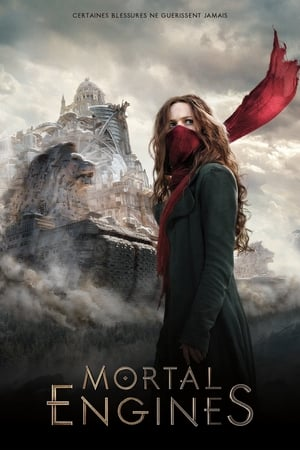 Affiche Mortal Engines