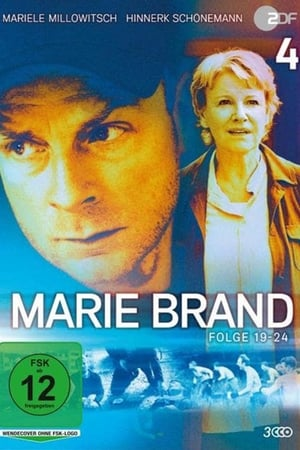 Marie Brand und das Verhängnis der Liebe