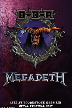 Megadeth Bloodstock 2017