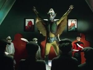 Kamen Rider Season 1 :Episode 11  Bloodsucking Monster, Gebacondor