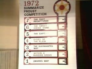 The All-England Summarize Proust Competition