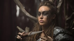 The 100 Season 2 :Episode 7  Long Into an Abyss