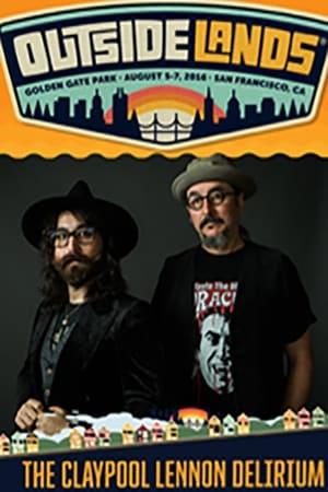 The Claypool Lennon Delirium - Outside Lands Music & Arts Festival 05.08.2016