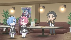 Re:ZERO -Starting Life in Another World- Season 0 :Episode 14  Re:PETIT ~Starting Life in Another World From PETIT~ 3: The Master and His Maids
