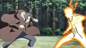 ¡Por fin se ven las caras! Naruto vs Itachi