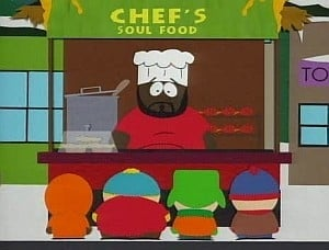 South Park Season 2 :Episode 9  Chef's Chocolate Salty Balls