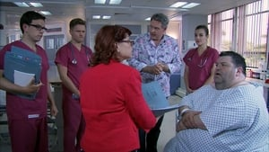 Holby City Season 17 :Episode 1  Not Waving but Drowning