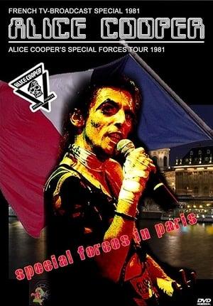 Alice Cooper à Paris