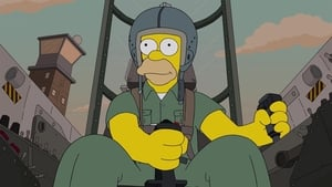The Simpsons Season 26 :Episode 20  Let's Go Fly a Coot