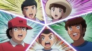 Captain Tsubasa Season 1 :Episode 11  A Surprisingly Difficult Match