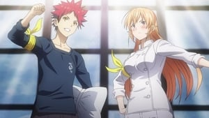Food Wars! Season 4 :Episode 12  The New