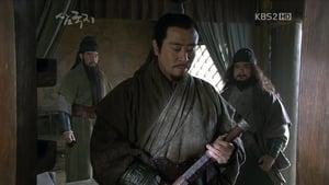 Battle of Hulao - The three heroes fight Lü Bu