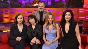The Graham Norton Show Season 17 :Episode 2  Carey Mulligan, Noomi Rapace, Amanda Holden, Jessie Ware