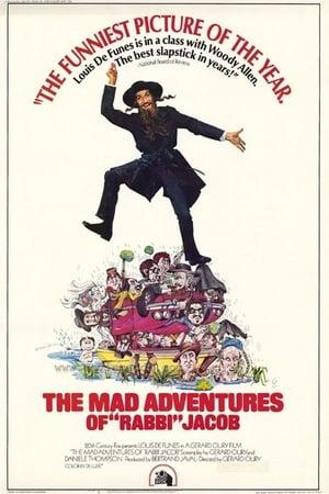 The Mad Adventures of Rabbi Jacob