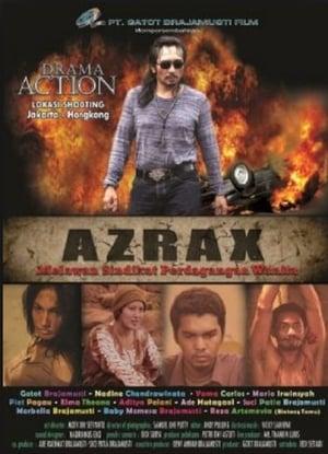 Azrax Melawan Sindikat Perdagangan Wanita