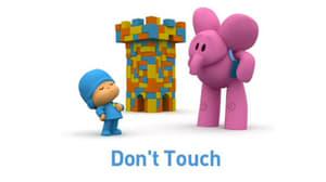 ¡No toques!