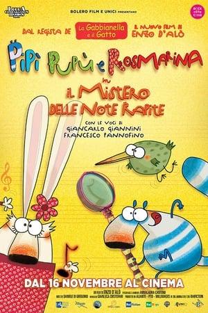 Pipì Pupù e Rosmarina in Il Mistero delle Note Rapite