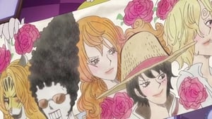 One Piece Season 19 :Episode 824  The Rendezvous! Luffy, a One-on-One at His Limit!