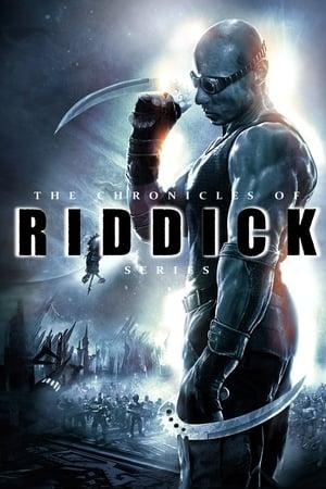 As Crônicas de Riddick – Coletânea