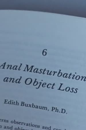 Anal Masturbation and Object Loss