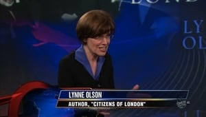 The Daily Show with Trevor Noah Season 15 : Lynne Olson