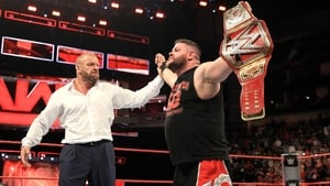 WWE Raw Season 26 Episode 35