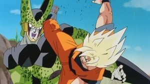 Showdown! Cell vs. Goku!