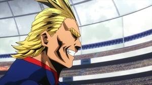 My Hero Academia Season 2 : Todoroki vs. Bakugo