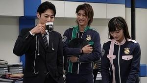 Super Sentai Season 42 :Episode 43  The Man Who Came Back