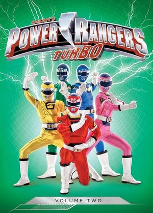 Power Rangers Turbo